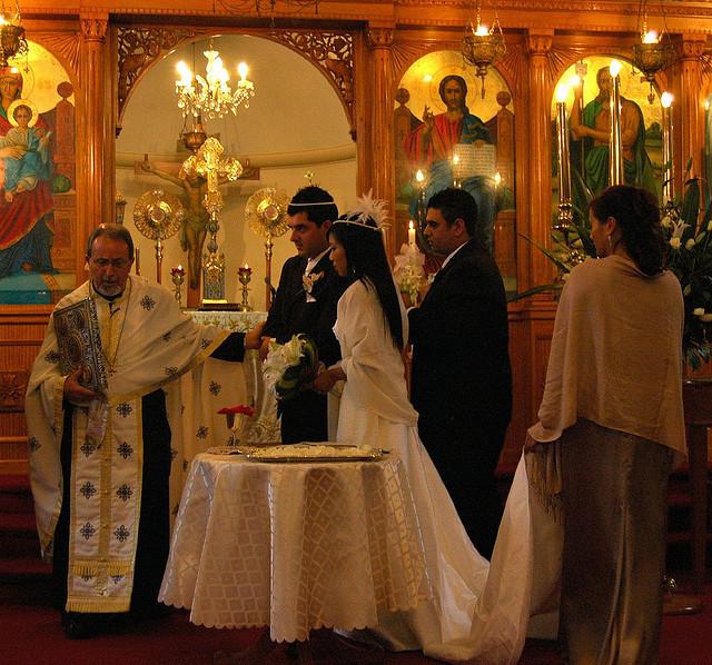 orthodox wedding